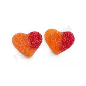 Bonbon Cœur à la Pêche Sucré