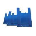 sacs réutilisables bleu