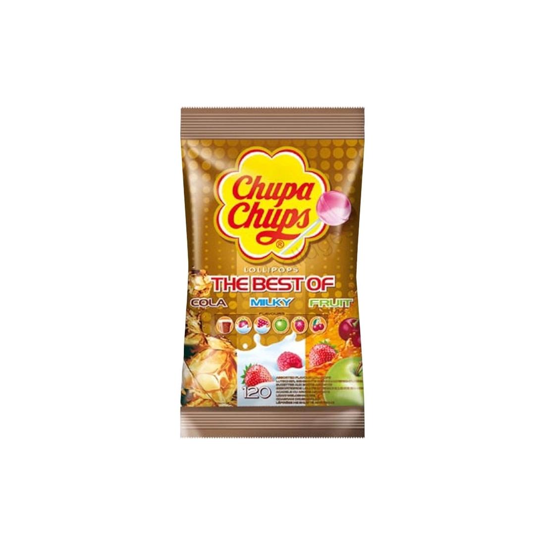 paquet sucettes Chupa Chups