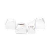boites blanches à poignée