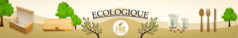 Emballages BIO | Vaisselle Biodégradable & Recyclable
